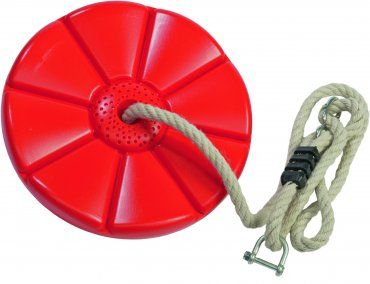 Lanová dráha - kompletná zostava ( červená )