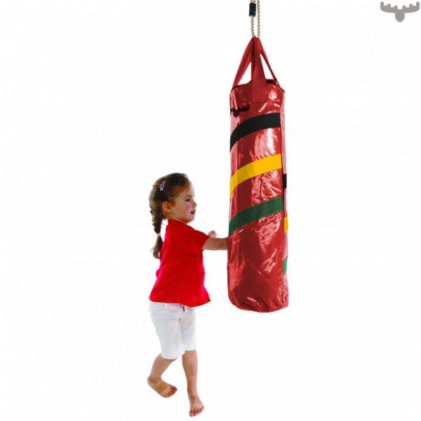 Boxovacie vrece na zavesenie - červené